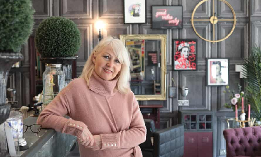'We've been inundated': England's beauty salons say cash-splashing clients excited to return