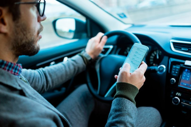 New driving rules to be aware of from this month including £200 fine for using phone