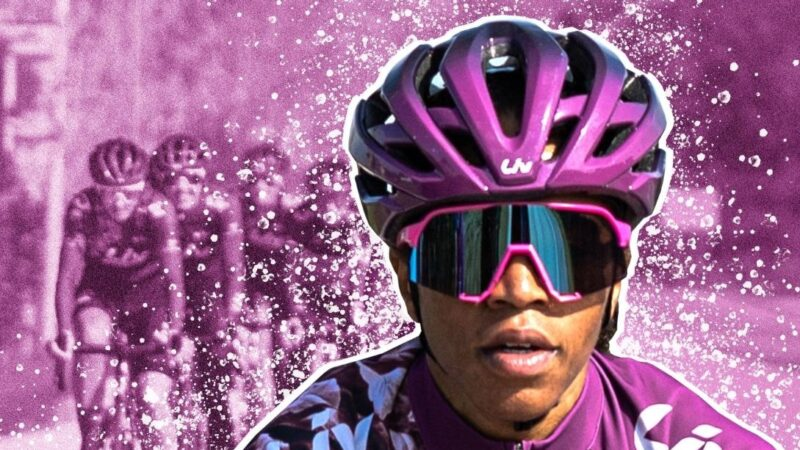 Meet Ayesha McGowan, the first Black American woman in pro cycling