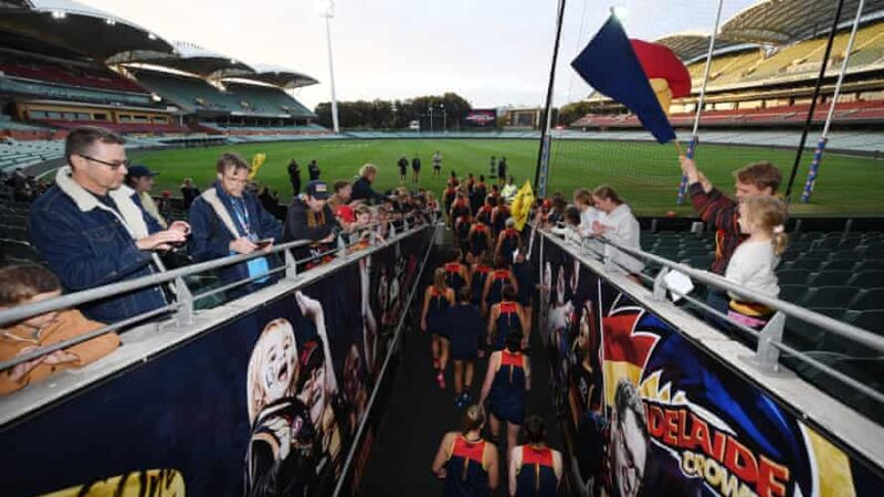 AFL may belong to Victoria, but AFLW grand final feeding a national appetite