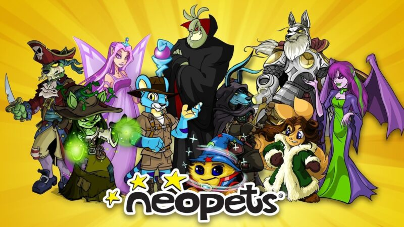 "Neopets developer is reportedly ""thinking of bringing the game to the Nintendo Switch"""
